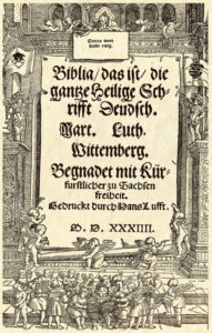 Biblia alemana
