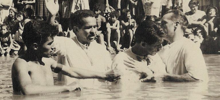 ¿Por qué bautizar creyentes?