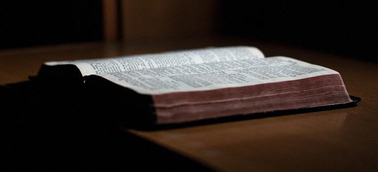 Biblia y religión
