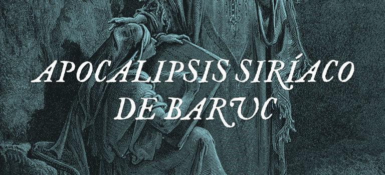 Apocalipsis Siríaco de Baruc