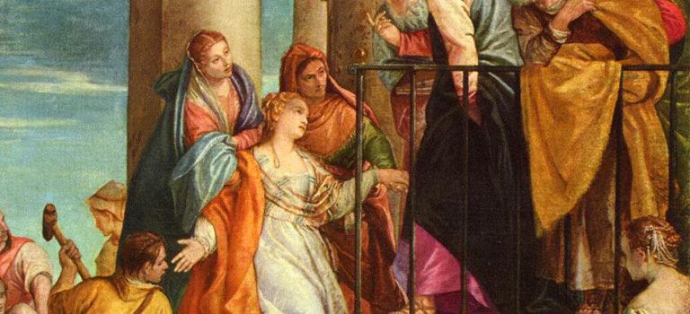 Jairo y la mujer con flujo de sangre | Marcos 5:21-43