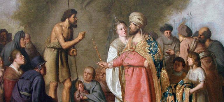 Los apóstoles y el Bautista | Marcos 6:7-30