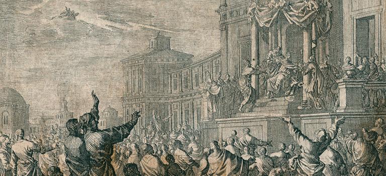 Herodes, Dios y la enfermedad